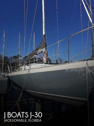 1982 J Boats J-30