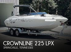 2006 Crownline 225 LPX