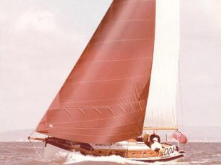 Williams & Parkinson 1938 Bermudan Cutter