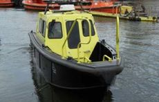 Tideman RBB 800 20B Cabin - Pilot Boat, Survey
