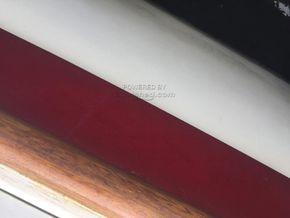 Newbridge Virgo Voyager  - Hull Close Up