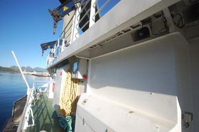 boat deck back