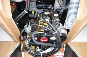 Engine (similar boat)