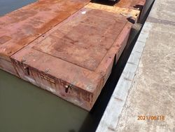 Flexifloat Barges - 40' and 20' available
