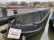 Sold Valhalla 58ft Trad built 2006 Reeves/Kate Boats £42,995
