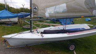 Phantom dinghy 1123
