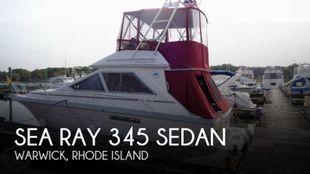 1988 Sea Ray 345 Sedan
