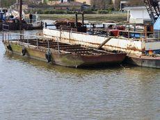 Thames Lighter for conversion