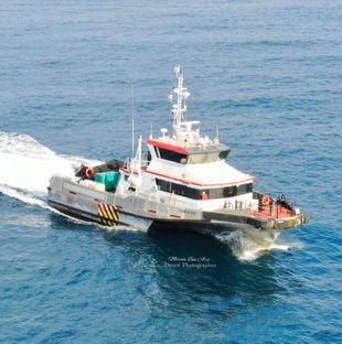27.2m Tri swath WFSV - Intercept / patrol vessel - For Sale