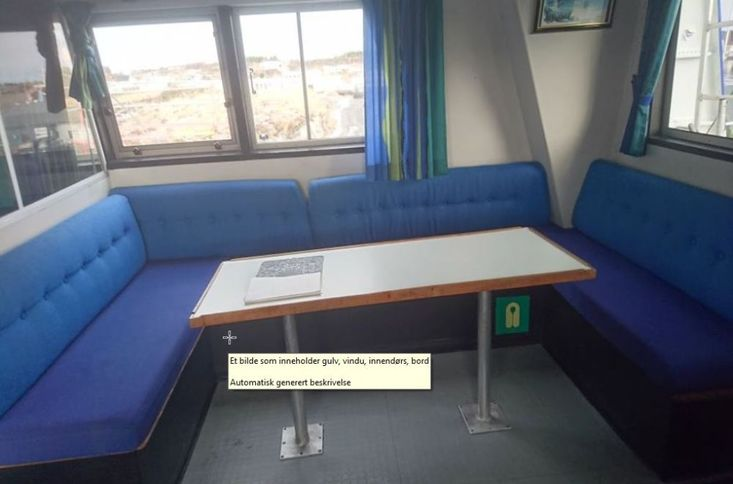 1991 Passengers Vessel For Sale