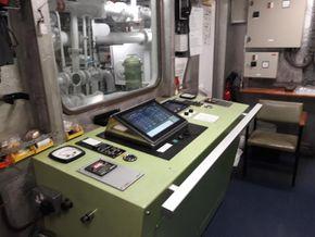 Einar control room