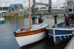 1934 Classic Cardnell Sloop