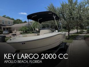 2016 Key Largo 2000 CC