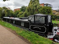 50ft semi-traditional stern Narrowboat