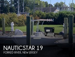 2017 NauticStar 19XS Offshore