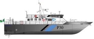 30mtr Patrol Boat Long Range new builds