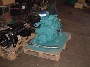 20hp Keel cooled Perkins