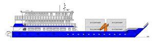 MOC Shipyards 42 m x 304 PAX LCT