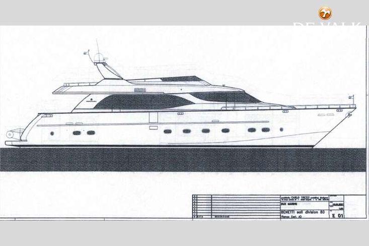 2003 Sail Division 80 Custom