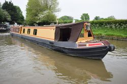 Lovely 62' Trad 1994 Norton Canes / Warwickshire Narrowboats