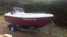 Mirage 465 Day Boat