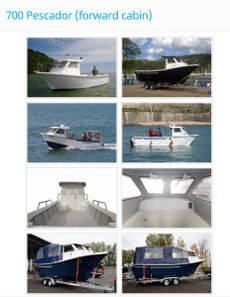 700 Pescador (forward cabin)