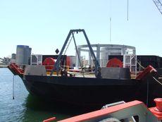 270' Dumb Barge For Sale
