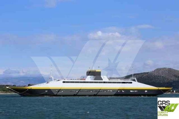 107m / 800 pax Passenger / RoRo Ship for Sale / #1095648