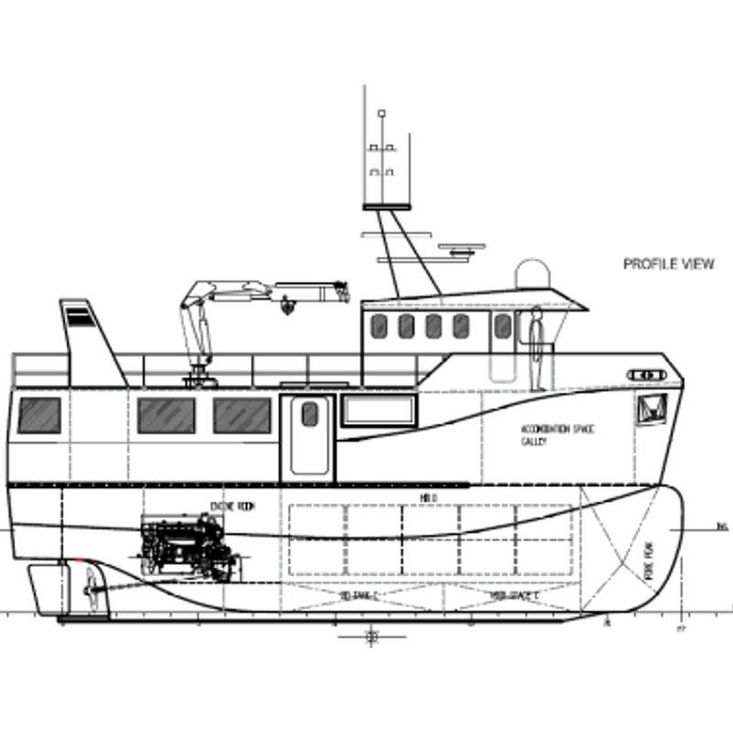 Newbuild - 14.95 METER Fishing vessel