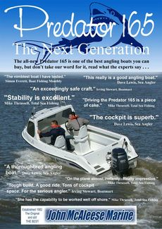 Predator 165 Fishing Boat Deals