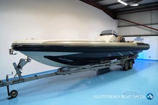 2014 Technohull seaDNA 999 Cabin RIB with Mercury QSD 350HP Diesel