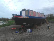 Narrowboat 42 (available)