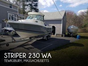 2019 Striper 230 WA