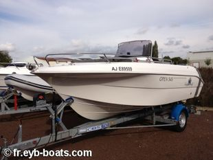 2013 PACIFIC CRAFT 545