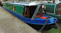 Glenstriven, 45ft, 1998, 3 Berth, Trad Stern, Bridgewater Boats