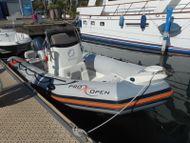 2014 ZODIAC 550 PRO OPEN