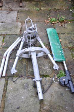 Aries Wind Vane Steering