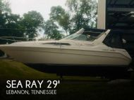 1992 Sea Ray 300 sundancer