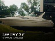 1992 Sea Ray 300 sundancer