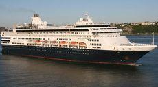 720' Luxury Cruise Ship