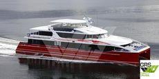 39m / 522 pax Passenger Ship for Sale / #1089121