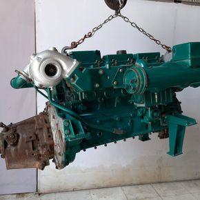 volvo penta tamd 41p engine for fuel pum