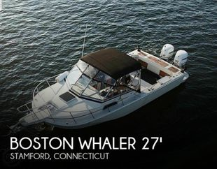 1989 Boston Whaler Outrage 27