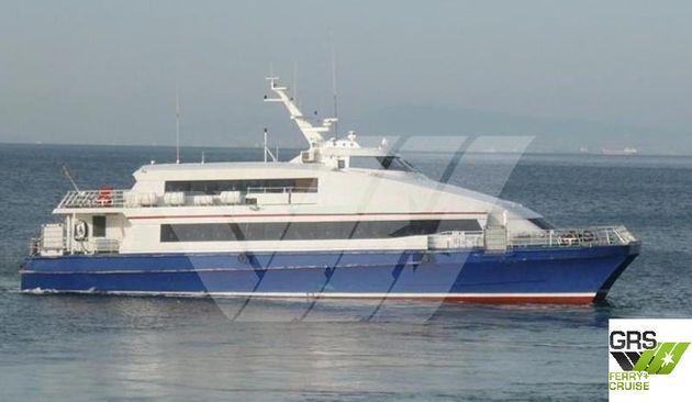 35m / 341 pax Passenger Ship for Sale / #1057101