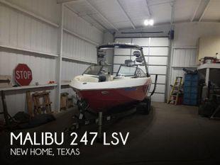 2011 Malibu 247 LSV