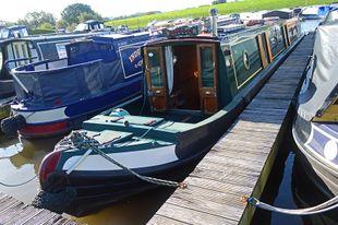 60ft Trad Stern Narrowboat