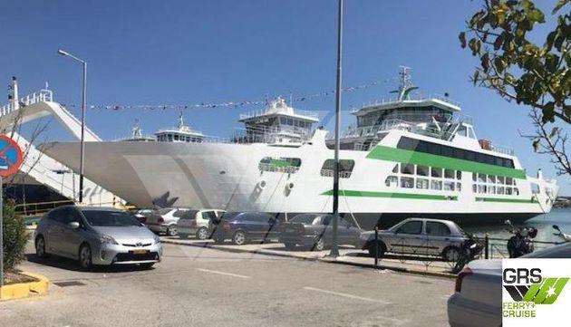93m / 500 pax Passenger / RoRo Ship for Sale / #1105811