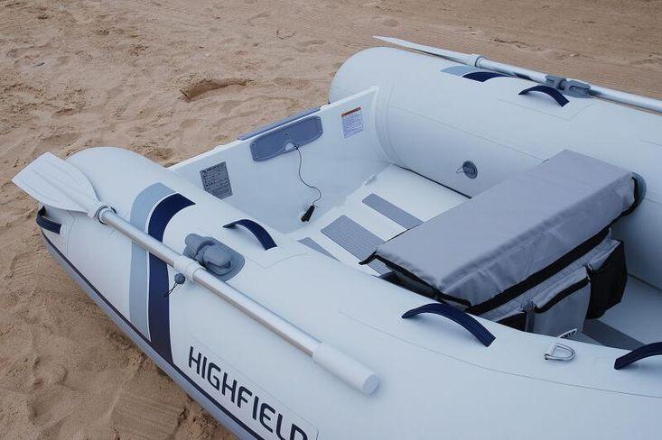 2020 Highfield UL 260 Aluminium RIB