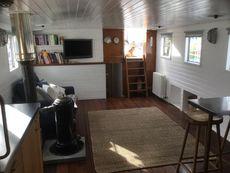 Classic Luxemotor Barge Liveaboard 17.4m Unique