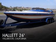 1986 Hallett Offshore 7.9 EXP